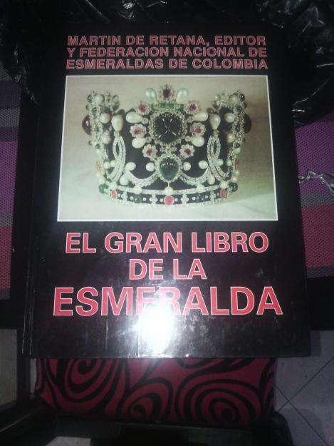 EL GRAN LIBRO DE LA ESMERALDA