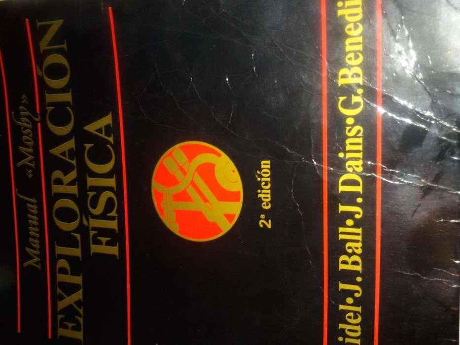Manual mosby de medicina explorasion fisica para semiologia
