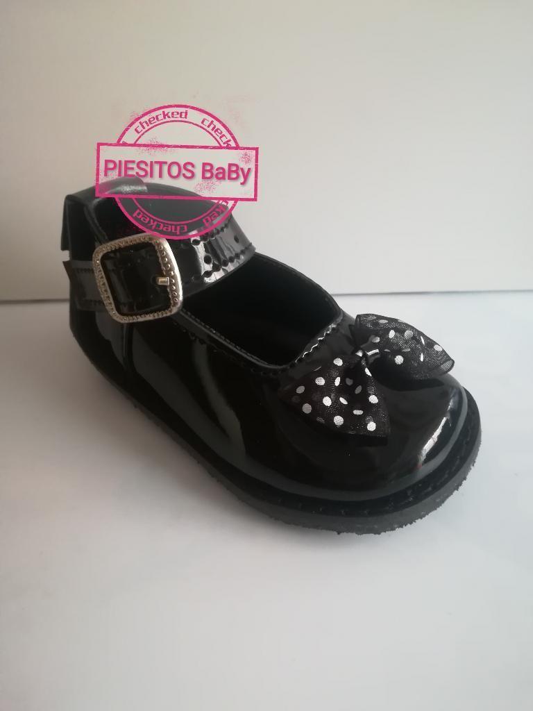 Zapato No Tuerce para Niña Ref 41