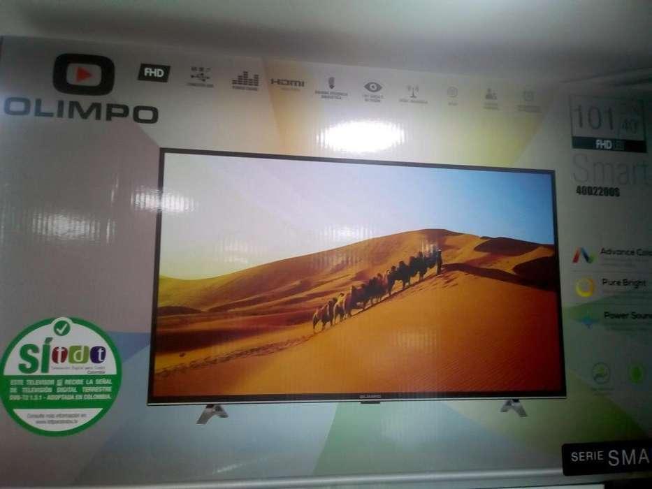 <strong>televisor</strong> Smartv de 40 Pulgadas Nuevo