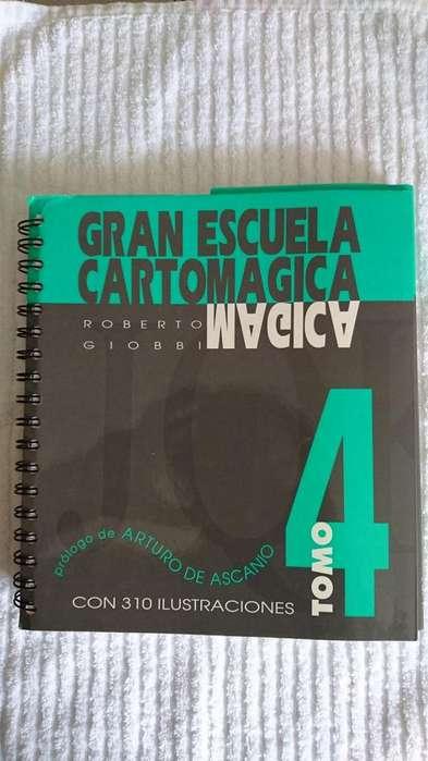 Gran Escuela Cartomágica Volumen 4