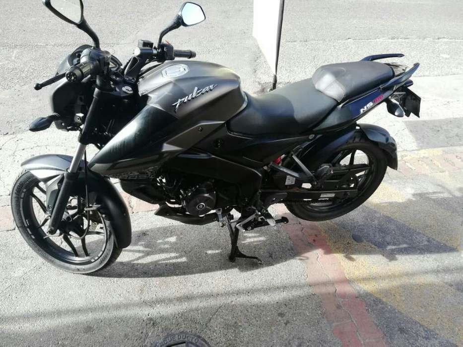 Vendo Moto Pulsar 160 Ns