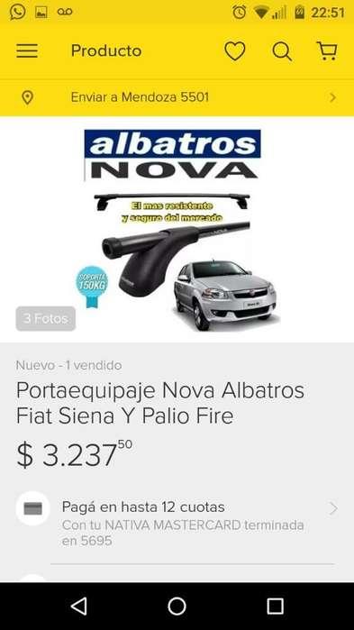Vendo Portaequipaje <strong>fiat</strong> Siena _ Palio