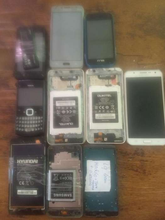 Solo Tecnicos (celulares Varios)