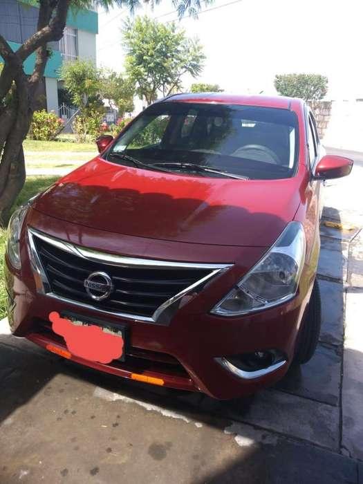 Nissan Versa 2014 - 0 km