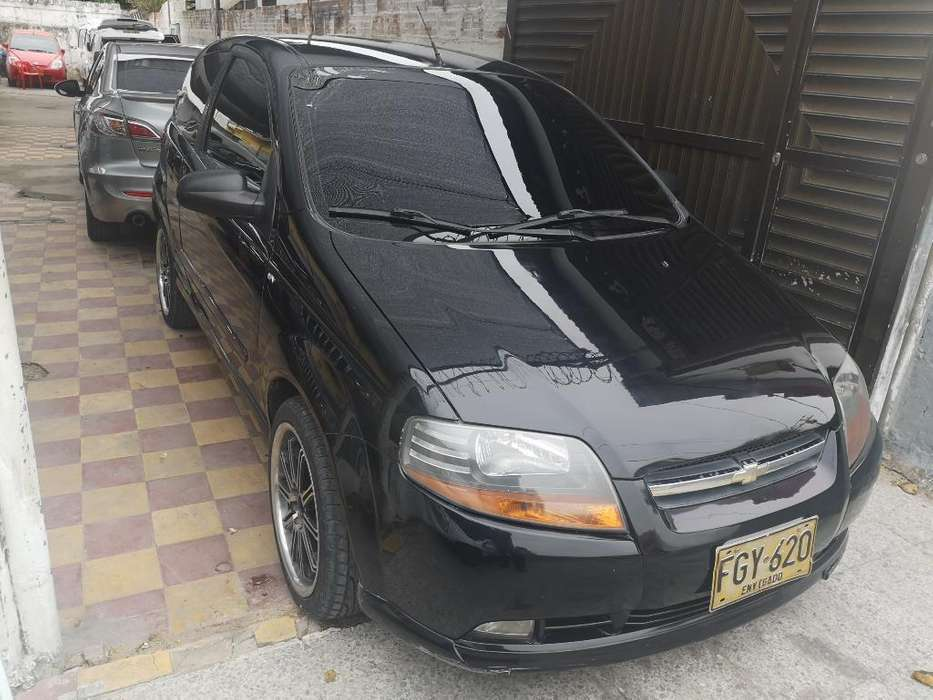 Chevrolet Aveo 2008 - 109000 km