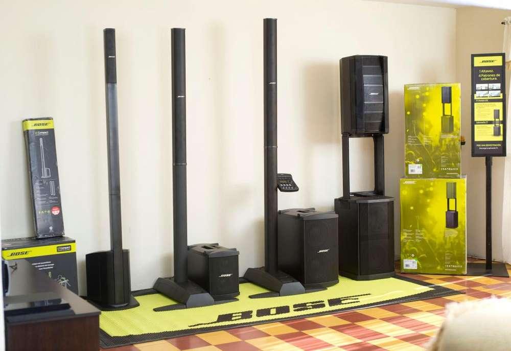 Bose L1 Compact System En Su Empaque Original Caja Sellada