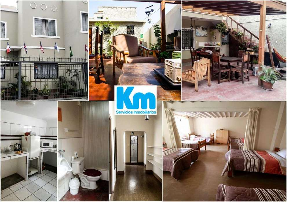 Venta de Hotel Hostel en Miraflores