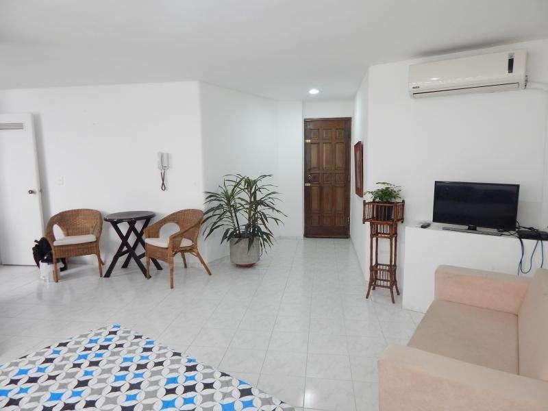 Cod. ABARE75222 Apartaestudio En Arriendo En Cartagena Bocagrande