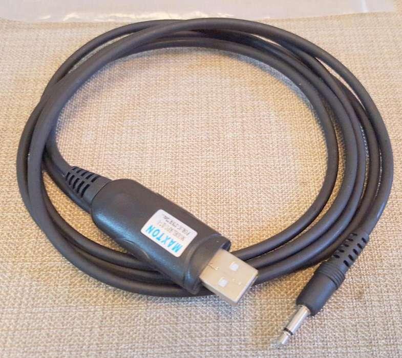 Cable USB para comunicar el radio con el computador ICOM CT17