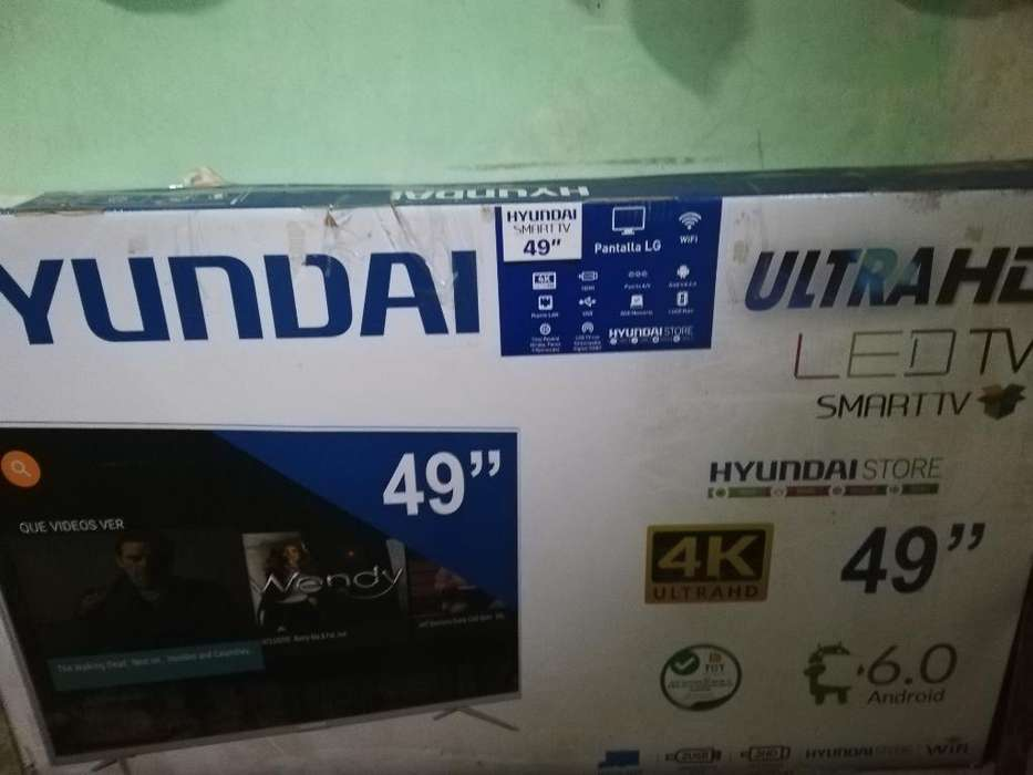 Smart Tv Hyundai 49 Pulgadas 4k