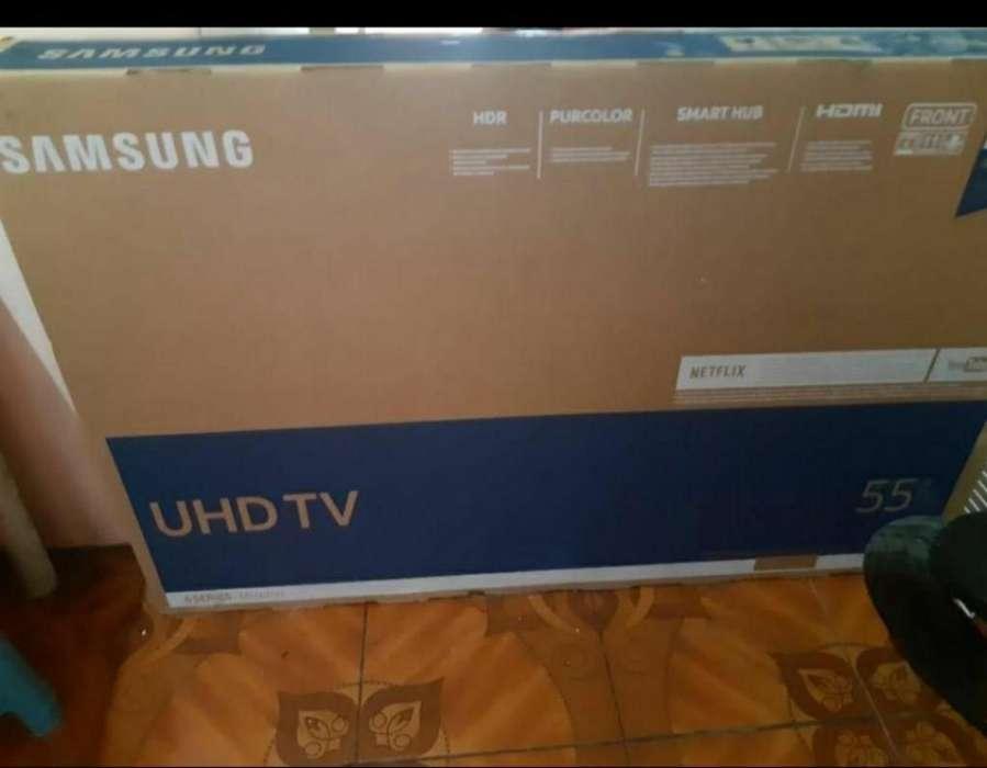 Vendo Samsung Smar Tv de 55 Pulgadas