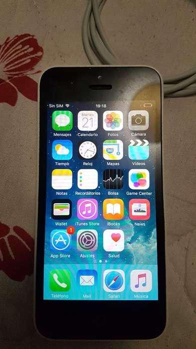 iPhone 5c en Perfecto Estado