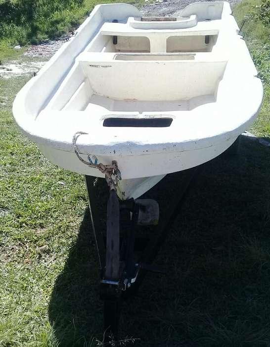 Vendo Bote Rg-460 Ecotraq con Trailer