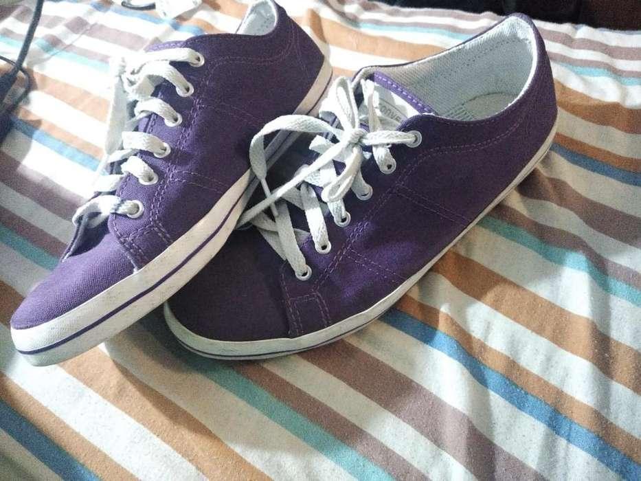 Zapatillas Converse T39