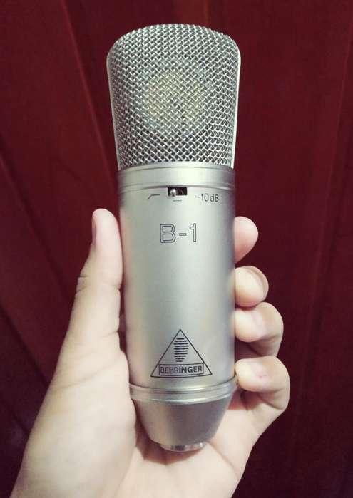 Microfono de Condensador Behringer B-1