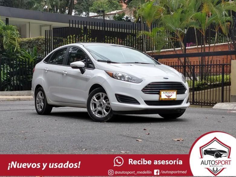 Ford Fiesta se MT - Sun roof - Financiamos - crédito rápido