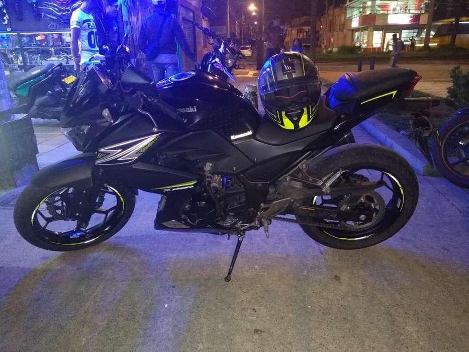 Kawasaki Z250 Ninja Mt03 Nueva