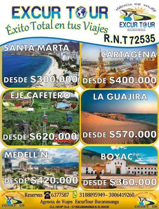 Tour Puente Salida de Bucaramanga
