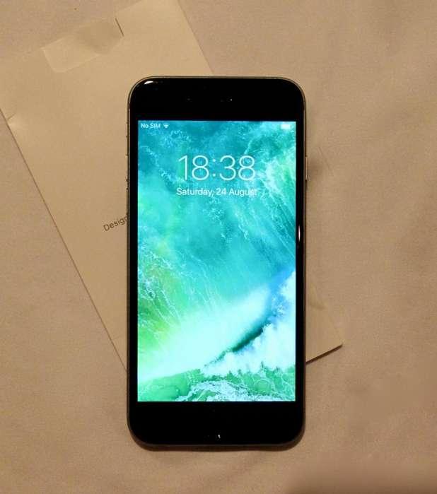 EXCELENTE PRECIO! Apple iPhone 6 128GB - Liberado de Fabrica - Gris Oscuro - Impecable - Muy Poco Uso