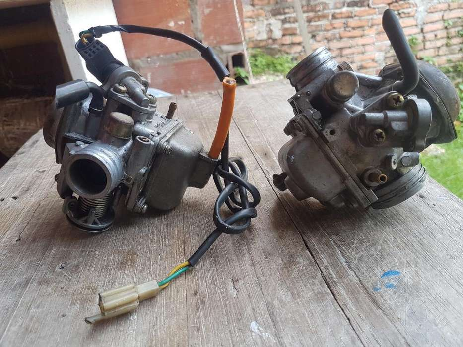 Carburador Agilyti