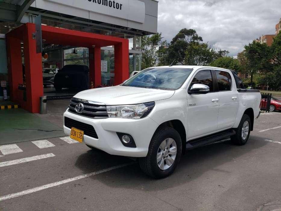 Toyota Hilux 2017 - 74023 km