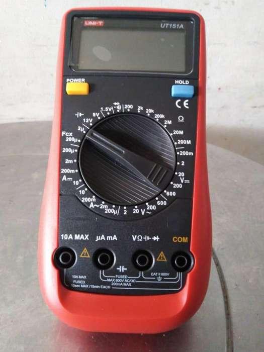 Multimetro o Tester Digital