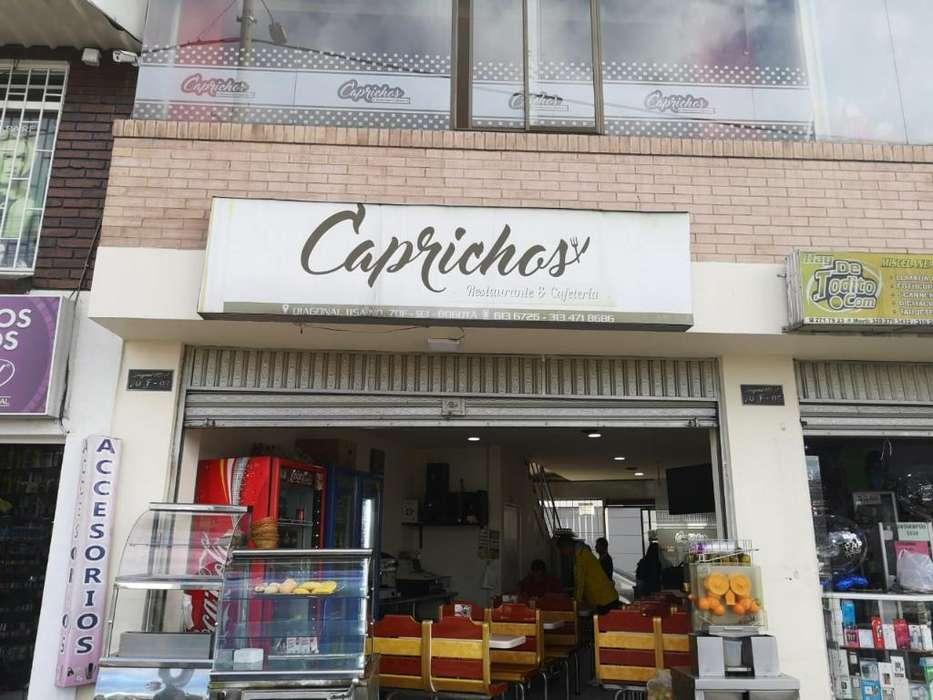 Vendo <strong>restaurante</strong> Cafetería Acreditada