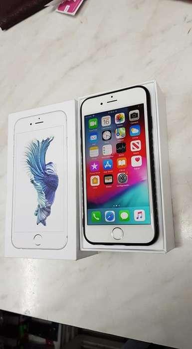 Iphone 6s con caja 64gb fotos originales