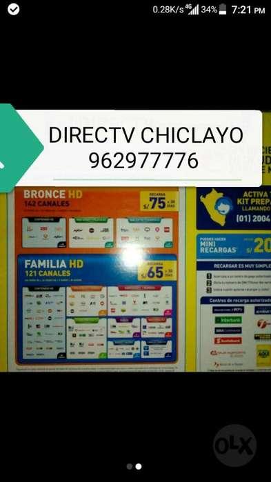 Tecnico Instalador de Directv Pre-pago