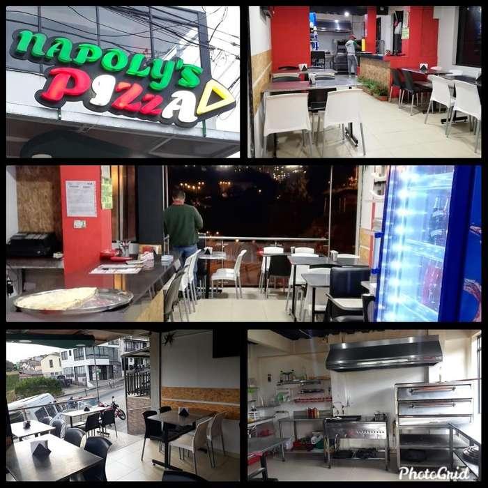 <strong>venta</strong> de Negocio; Pizzeria