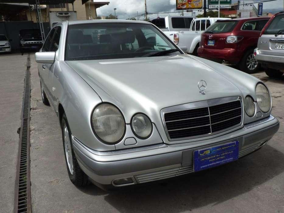 Mercedes-Benz Clase E 1998 - 210943 km