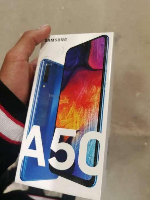 Vendo O Cambio Samsung A50 Nuevo