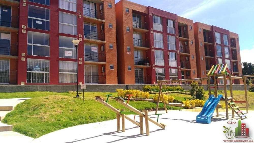 Para Estrenar <strong>apartamento</strong> En Venta La Calera Con Hermosa Vista En Conjunto Cerrado Campestre