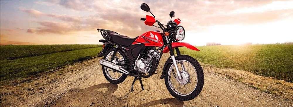 MOTO HONDA MODELO GL 125