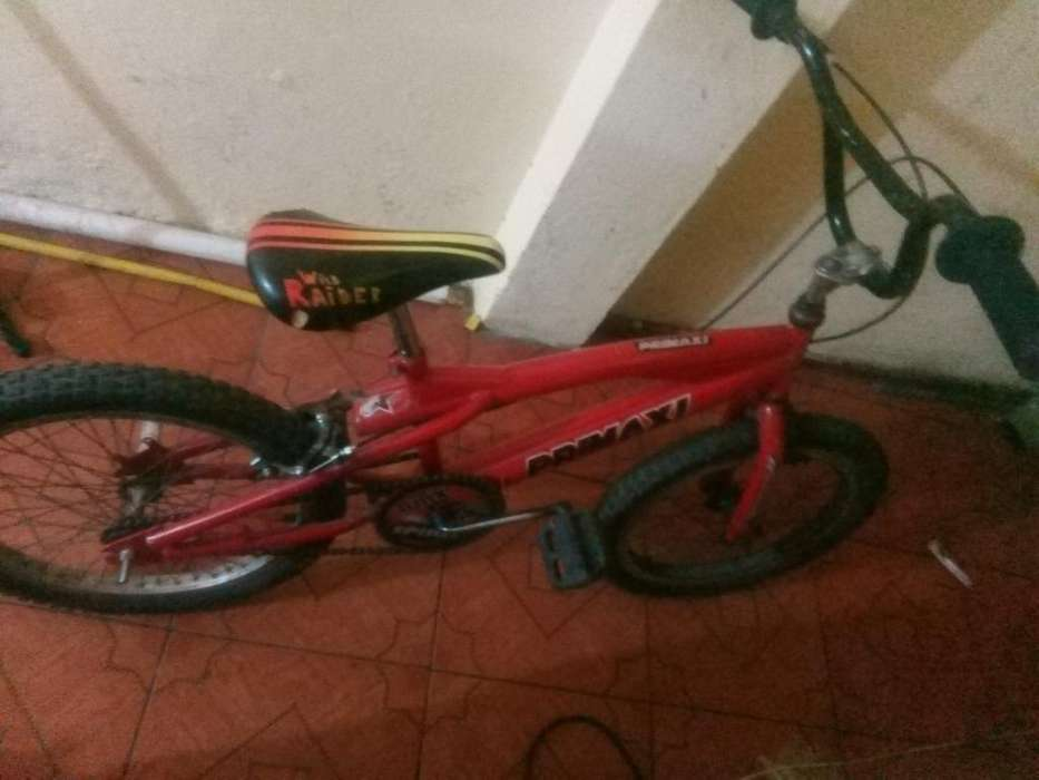 Vendo Bicicleta Primaxi