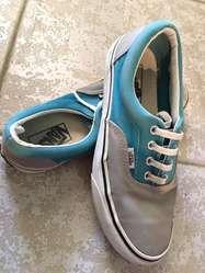 Zapatillas Vans Usadas Talle 37