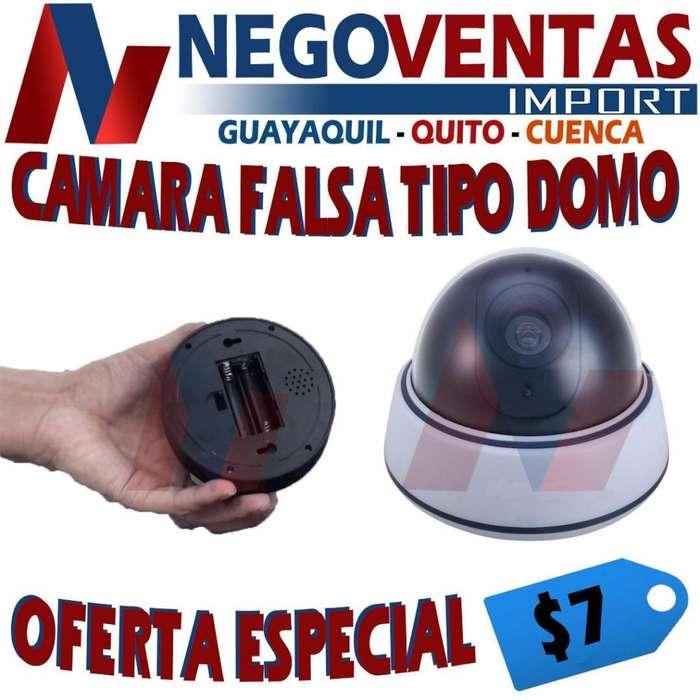 CAMARA FALSA TIPO DOMO DE OFERTA
