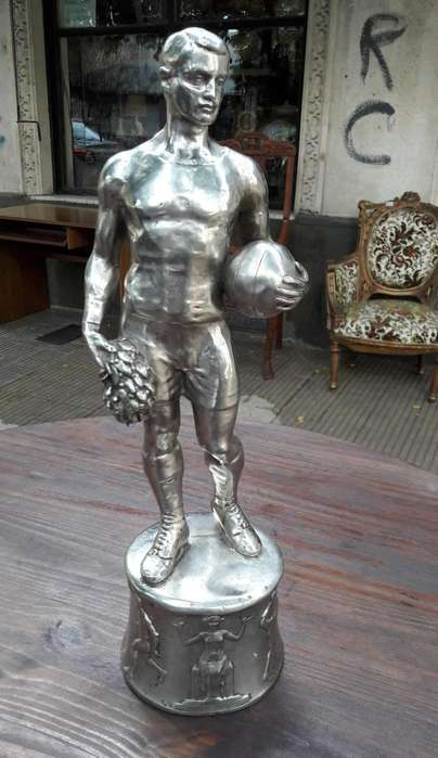 Fantástico Trofeo Escultura Petit Weinberger 920 #2265