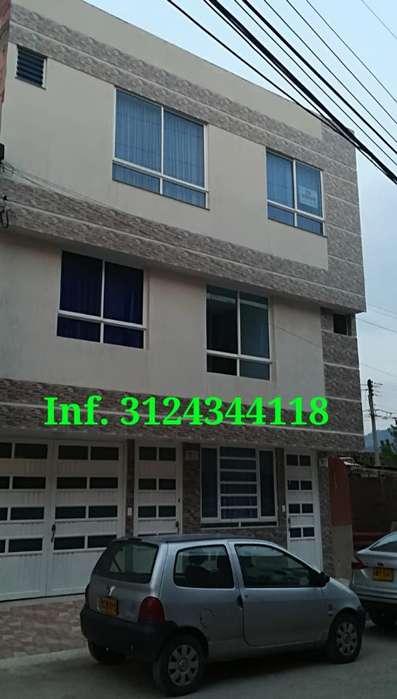 Apartamento en 3er Piso con Terraza Bbq