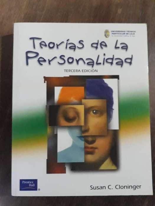 Teorías De La Personalidad Tercera Edición
