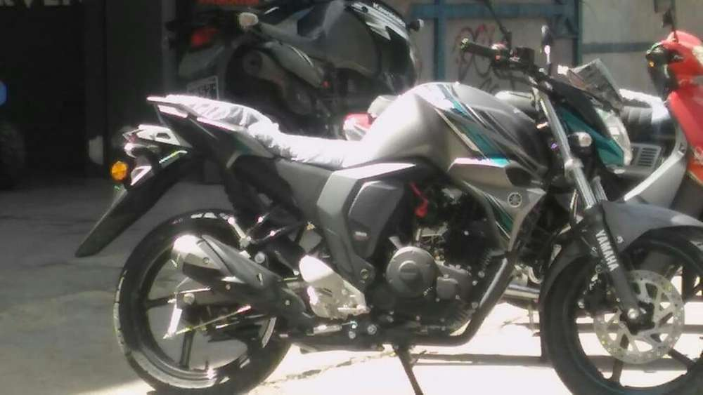 Vendo <strong>yamaha</strong> Fz 0km