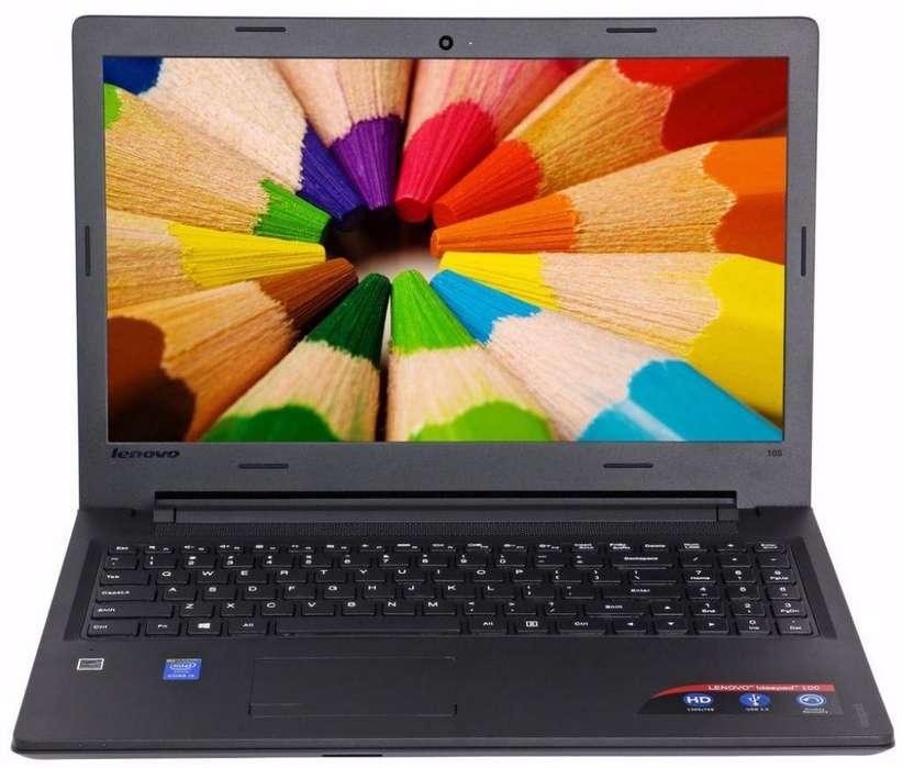 Notebook Lenovo Ideapad 100 Core I3 500g