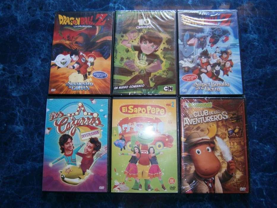 Películas infantiles originales