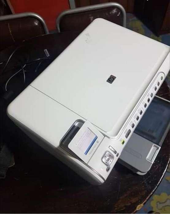 Impresora Hp Photosmart C5280 All In One Para Repuestos
