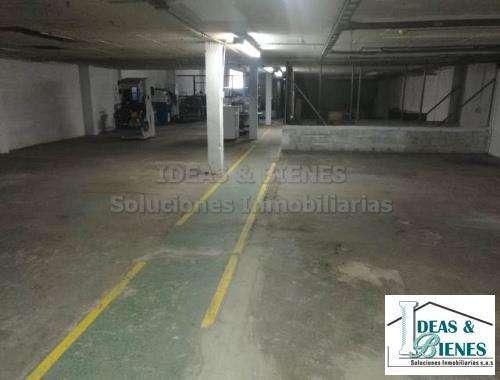 Bodega En Arriendo Medellín Sector Guayabal: Código 847080