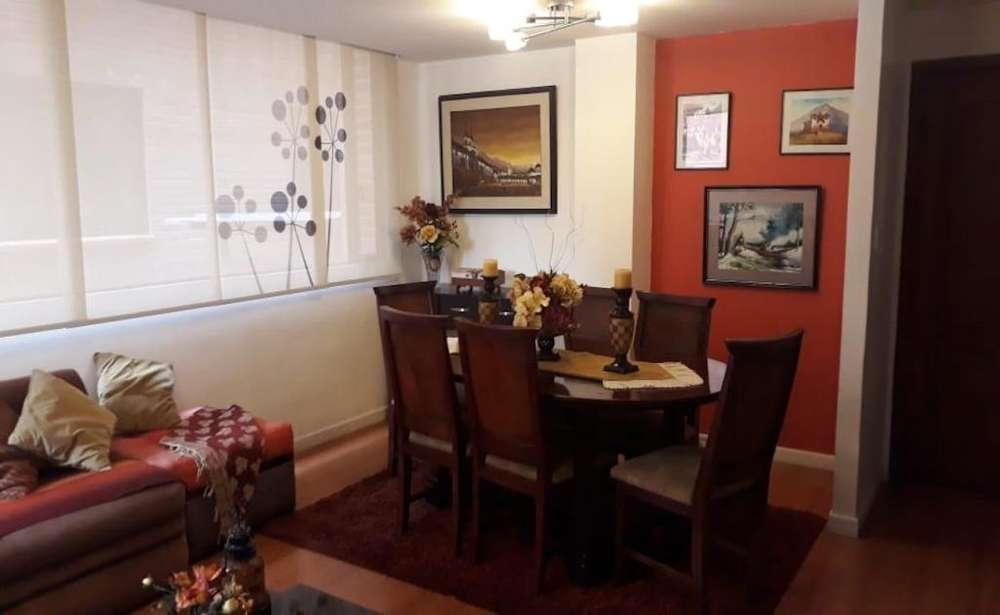 Granados, departamento amoblado en renta, 3 habitaciones, 100 m2