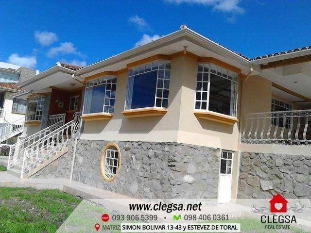 Hermosa Casa Rodeada de naturaleza en Challuabamba