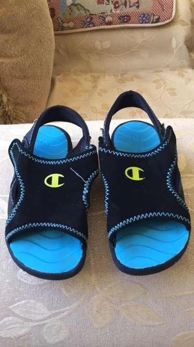 Zapatillas Champions Talla 7