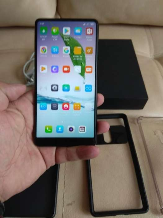 Vendo Celular Xiaomi Mi Mix 2